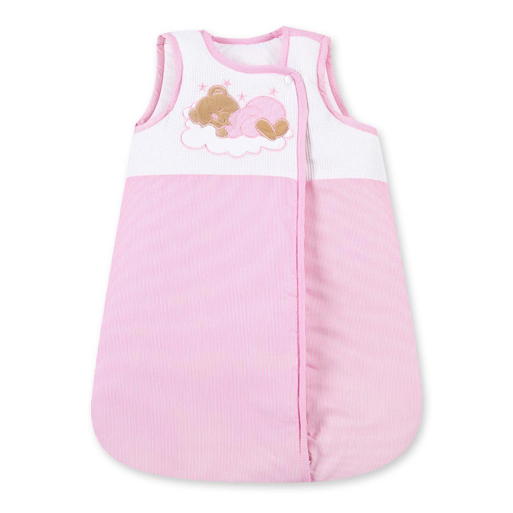 Baby Schlafsack Winterschlafsack/Sommerschlafsack für Jungen und Mädchen 70cm – Bild 6