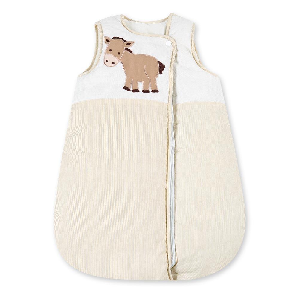 Baby Schlafsack Winterschlafsack/Sommerschlafsack für Jungen und Mädchen 70cm – Bild 9