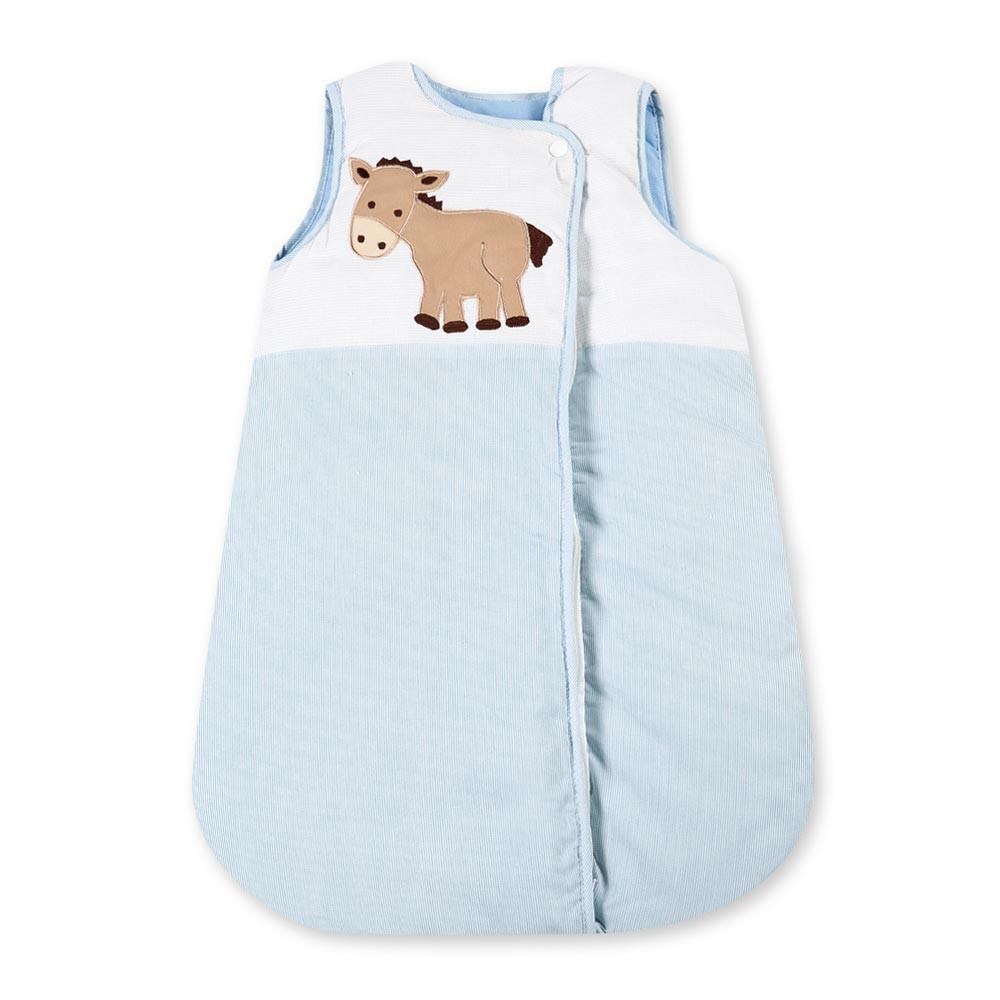 Baby Schlafsack Winterschlafsack/Sommerschlafsack für Jungen und Mädchen 70cm – Bild 10