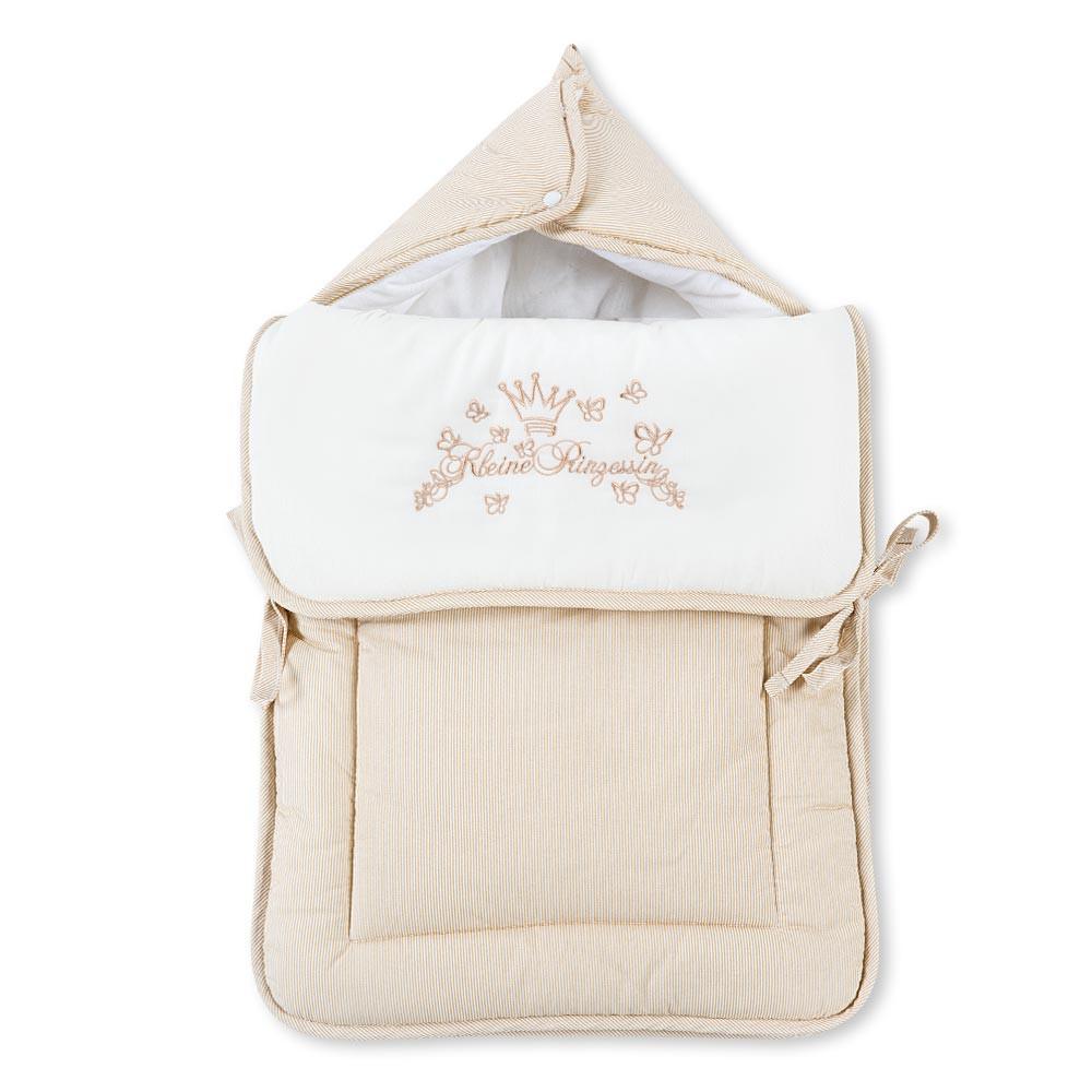 Baby Fußsack Multisack Einlegedecke 100% Baumwollein 39 verschieden Motiven – Bild 22