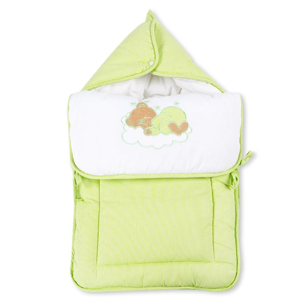 Baby Fußsack Multisack Einlegedecke 100% Baumwollein 39 verschieden Motiven – Bild 5