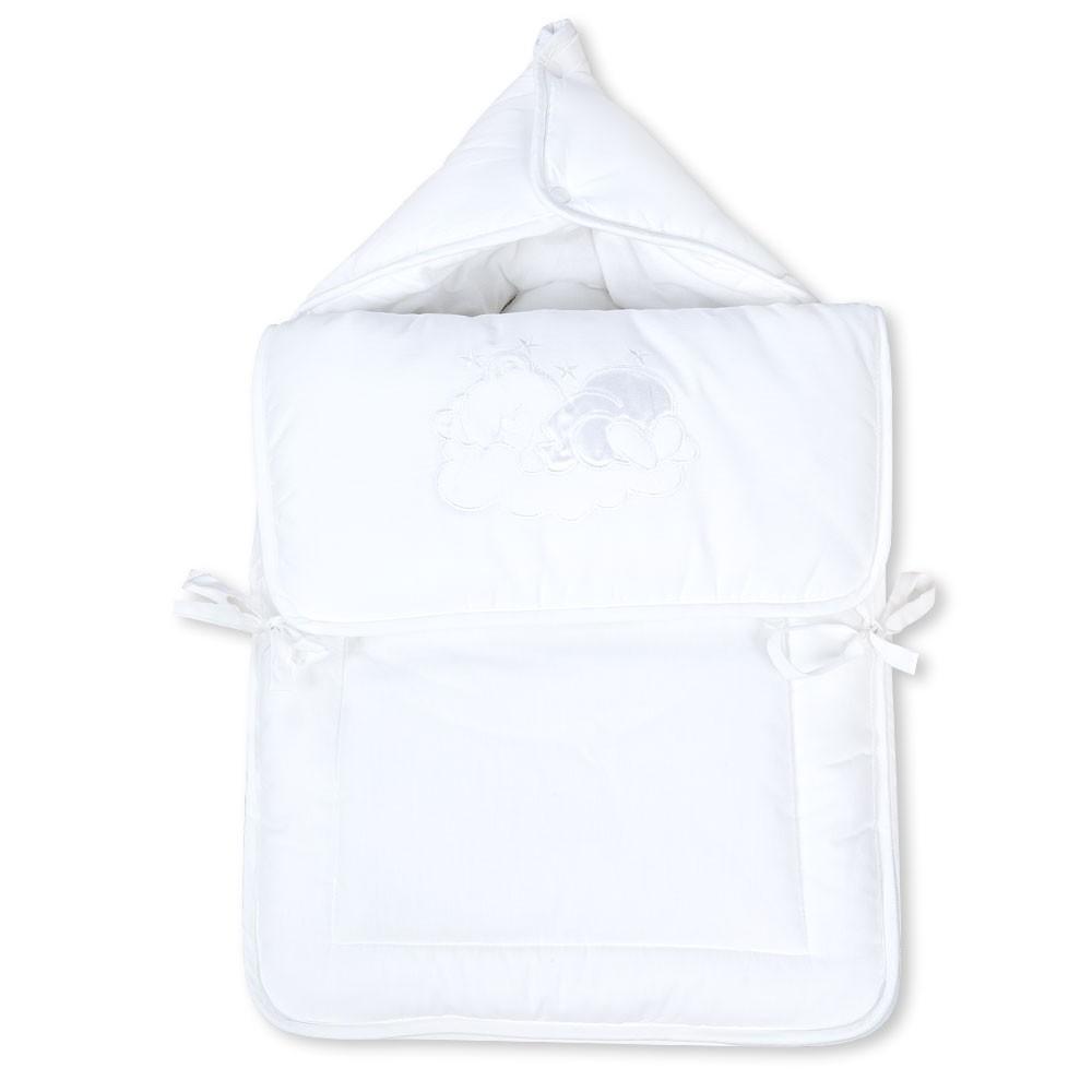 Baby Fußsack Multisack Einlegedecke 100% Baumwollein 39 verschieden Motiven – Bild 8