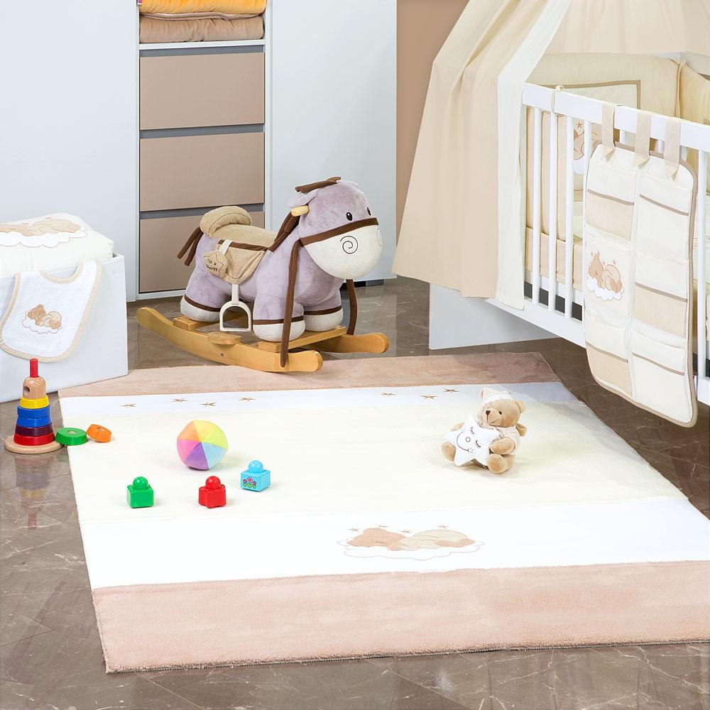 Babyzimmer Teppich / Kinderzimmer Teppich Wellsoft Baby Spielteppich In 2  Größen ...