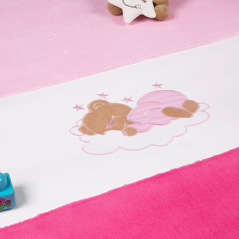 Babyzimmer Teppich / Kinderzimmer Teppich Wellsoft Baby Spielteppich in 2 Größen  – Bild 5
