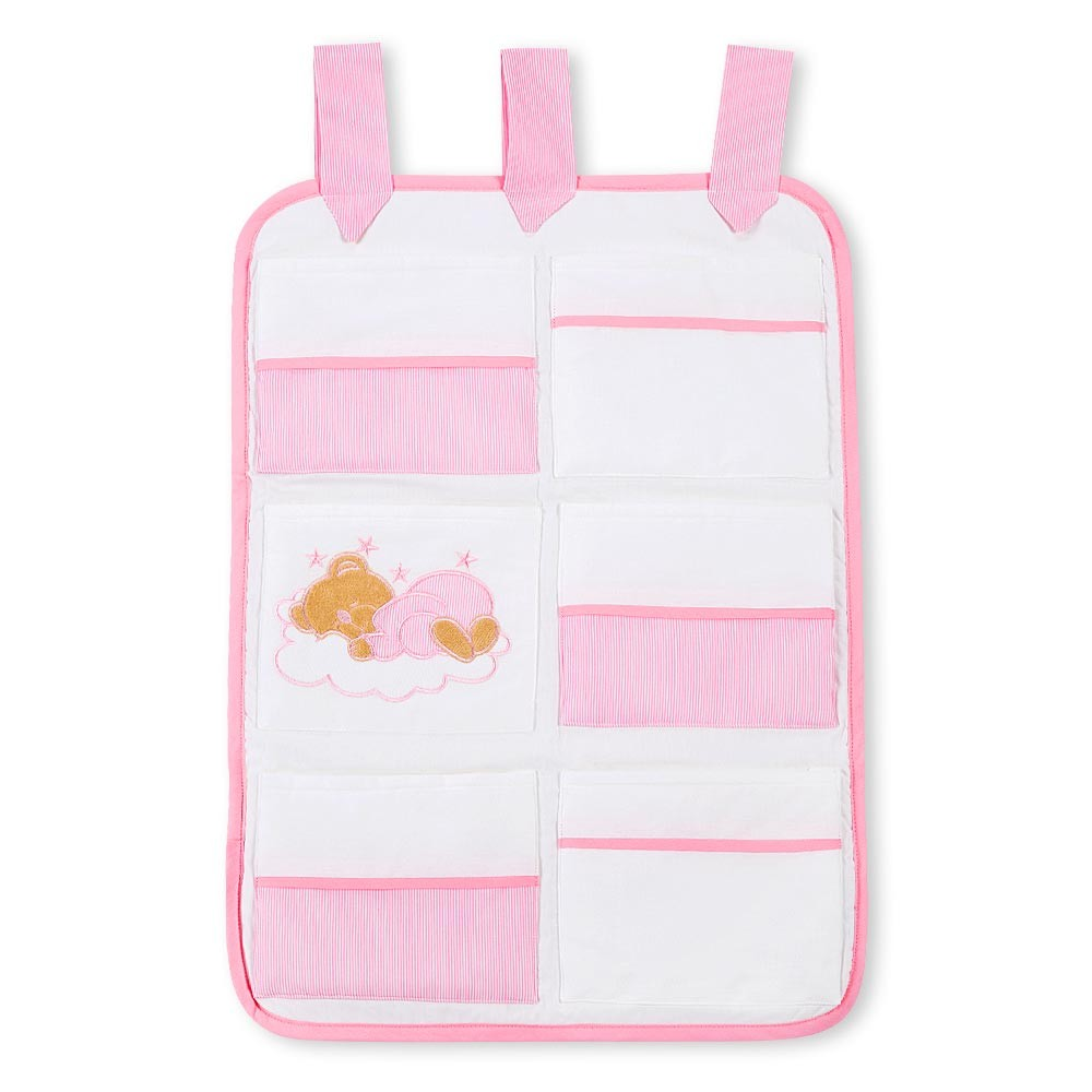Babybetttasche von Sleeping Bear in 7 Farben – Bild 6