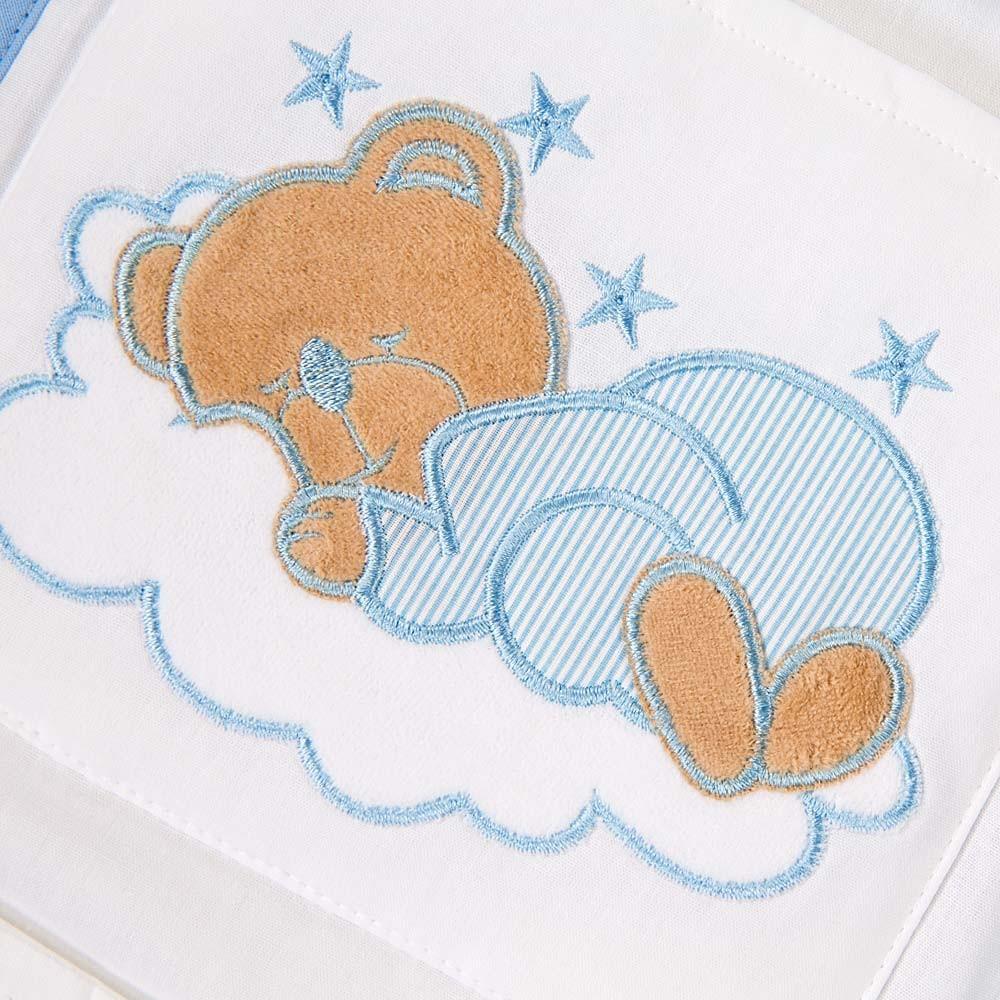 Babybetttasche von Sleeping Bear in 7 Farben – Bild 5