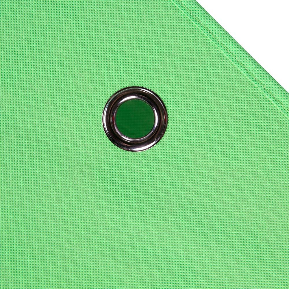 2er Set Faltbox in der Farbe Grün 34 x 34 cm Faltkiste Regalkorb Regalbox Kinderbox Einschubkorb Aufbewahrungsbox Stoffbox – Bild 2
