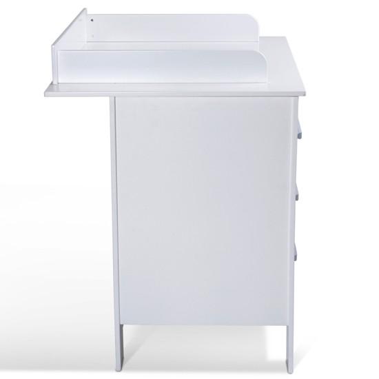 Wickelkommode mit drei Schubladen und Sicherheitsrand – Bild 4