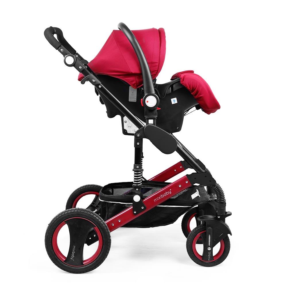 2in1 Kombi Kinderwagen, Buggy und Babywanne im Komplettset – Bild 12