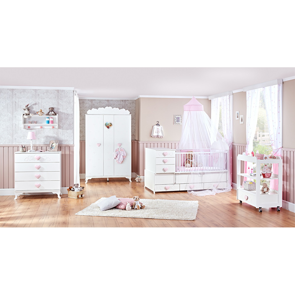 babyzimmer babym bel kinderzimmerm bel kinderzimmer m bel ebay. Black Bedroom Furniture Sets. Home Design Ideas