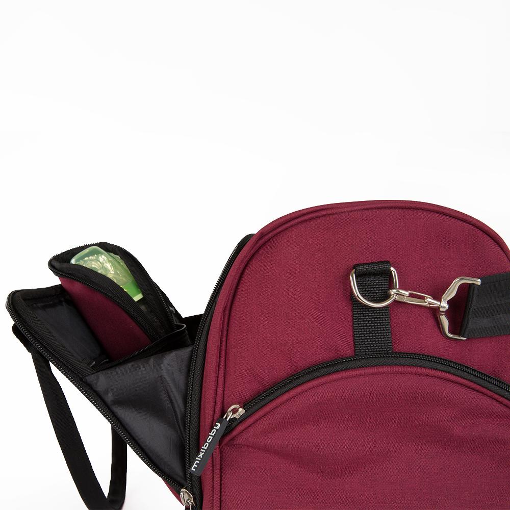 Wickeltasche mit Wickelunterlage wasserabweisend Baby Windeltasche Umhängetasche – Bild 16