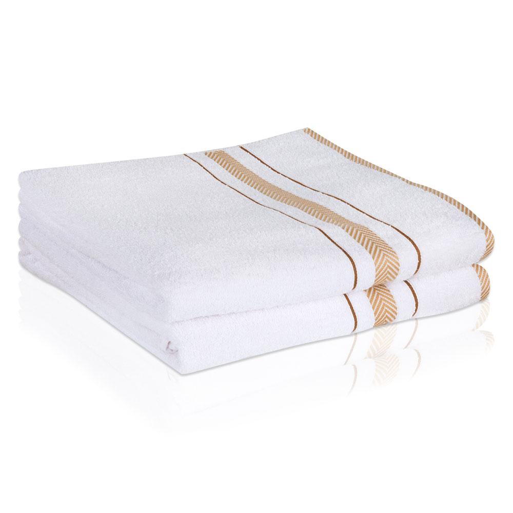 2 er SET HANDTÜCHER Handtuch 50x100cm und Duschtuch 70x140cm 500g/m² 100% BAUMWOLLE in verschiedenen Farben zur Auswahl NEU – Bild 16