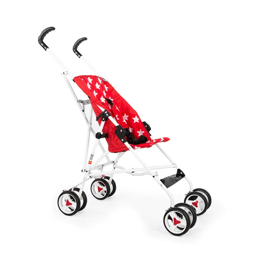 Buggy klappbar Reisebuggy Kinderwagen Leichtgewicht Star mit Sternmotiv – Bild 8