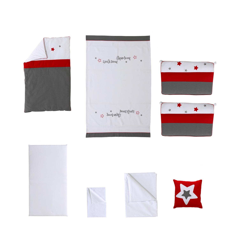 Loft Montessori Wiegen textil set 8 teilig