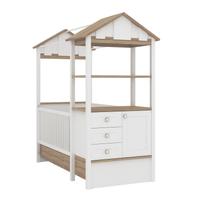 Mitwachsendes Babybett Kinderbett Juniorbett 001