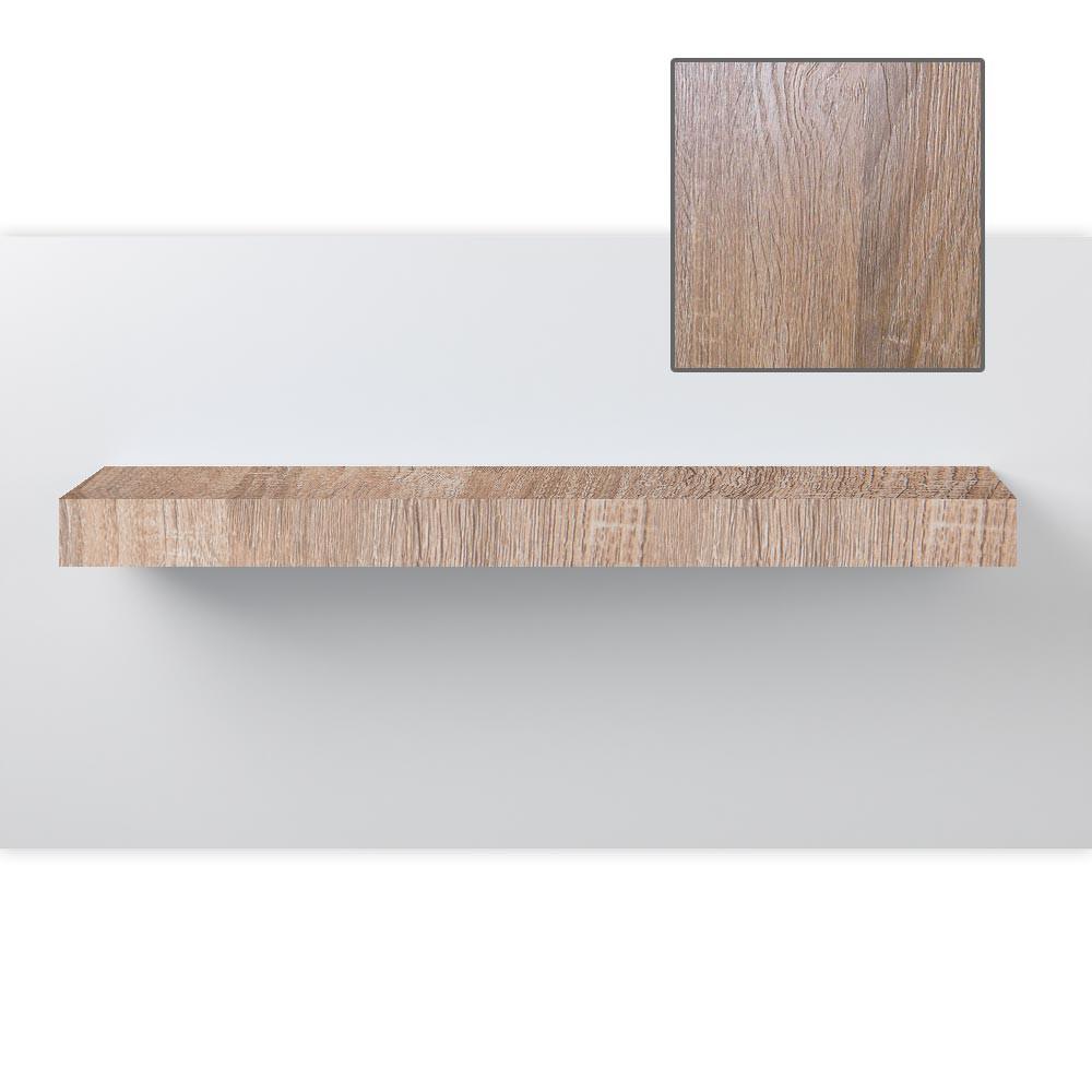 Wandboard, Wandregal, Steckboard, in verschiedenen Farben und Längen – Bild 10