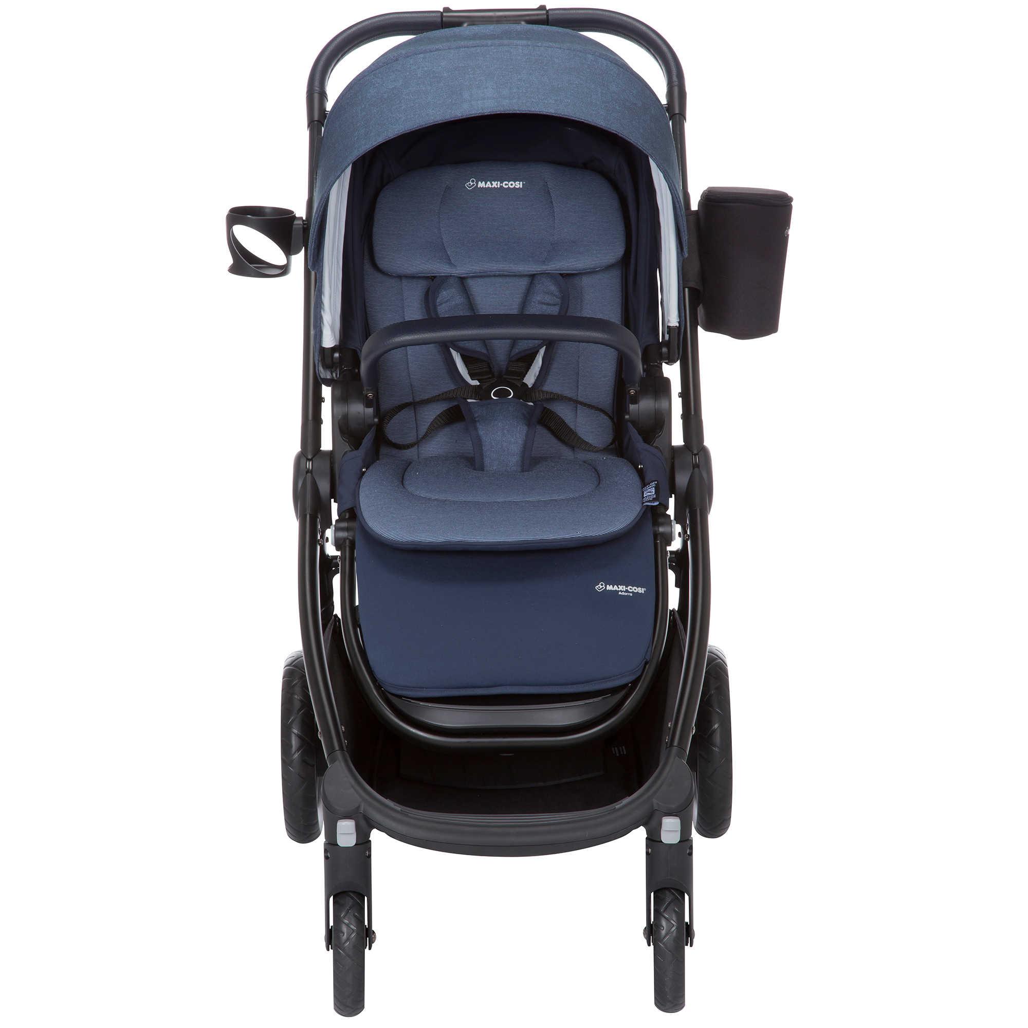 3in1 Kombi Kinderwagen, Buggy und Babywanne im Komplettset – Bild 7