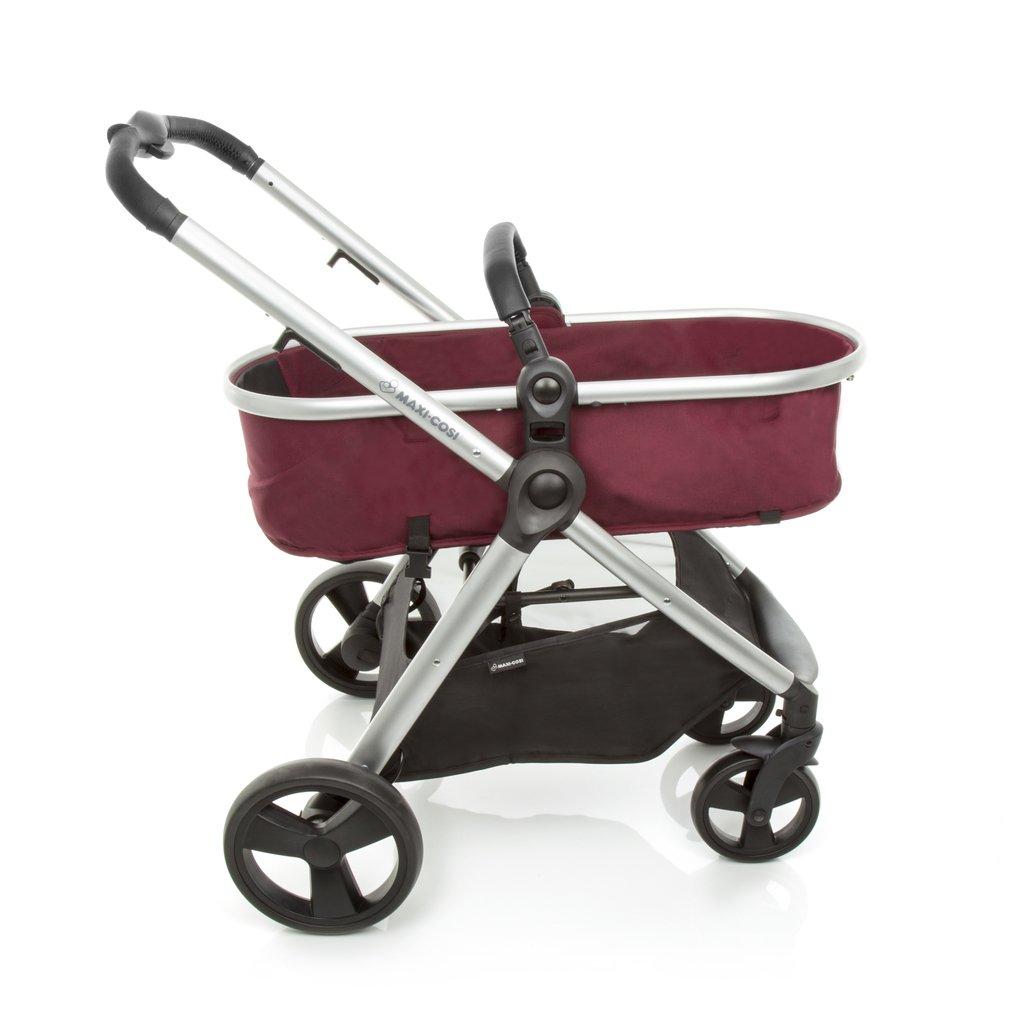 3in1 Kombi Kinderwagen, Buggy und Babywanne im Komplettset – Bild 4