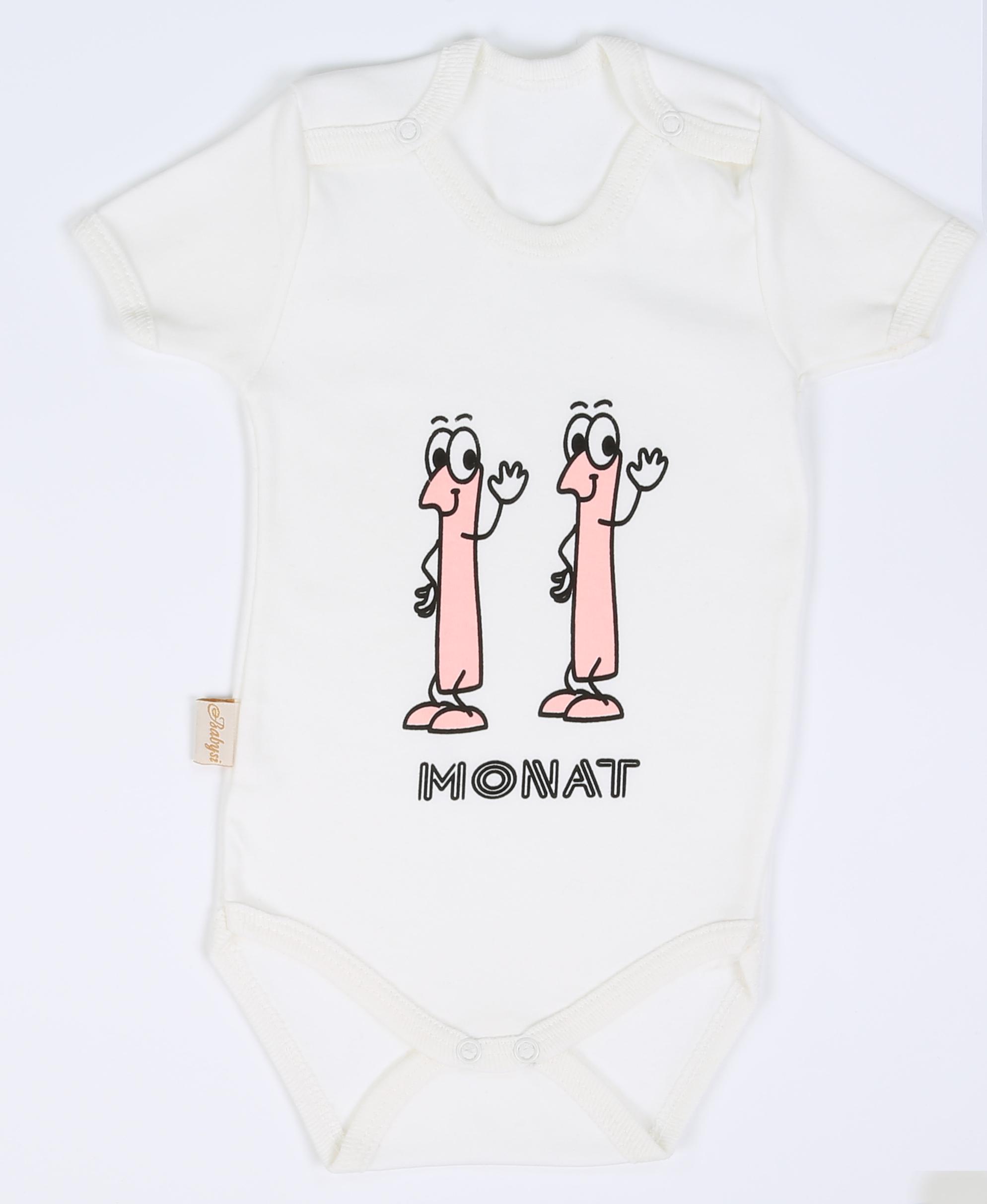 Neugeborenes Baby Mädchen Jungen Body Geschenk Set 12 teil Kurzarm Erstlingsset – Bild 19