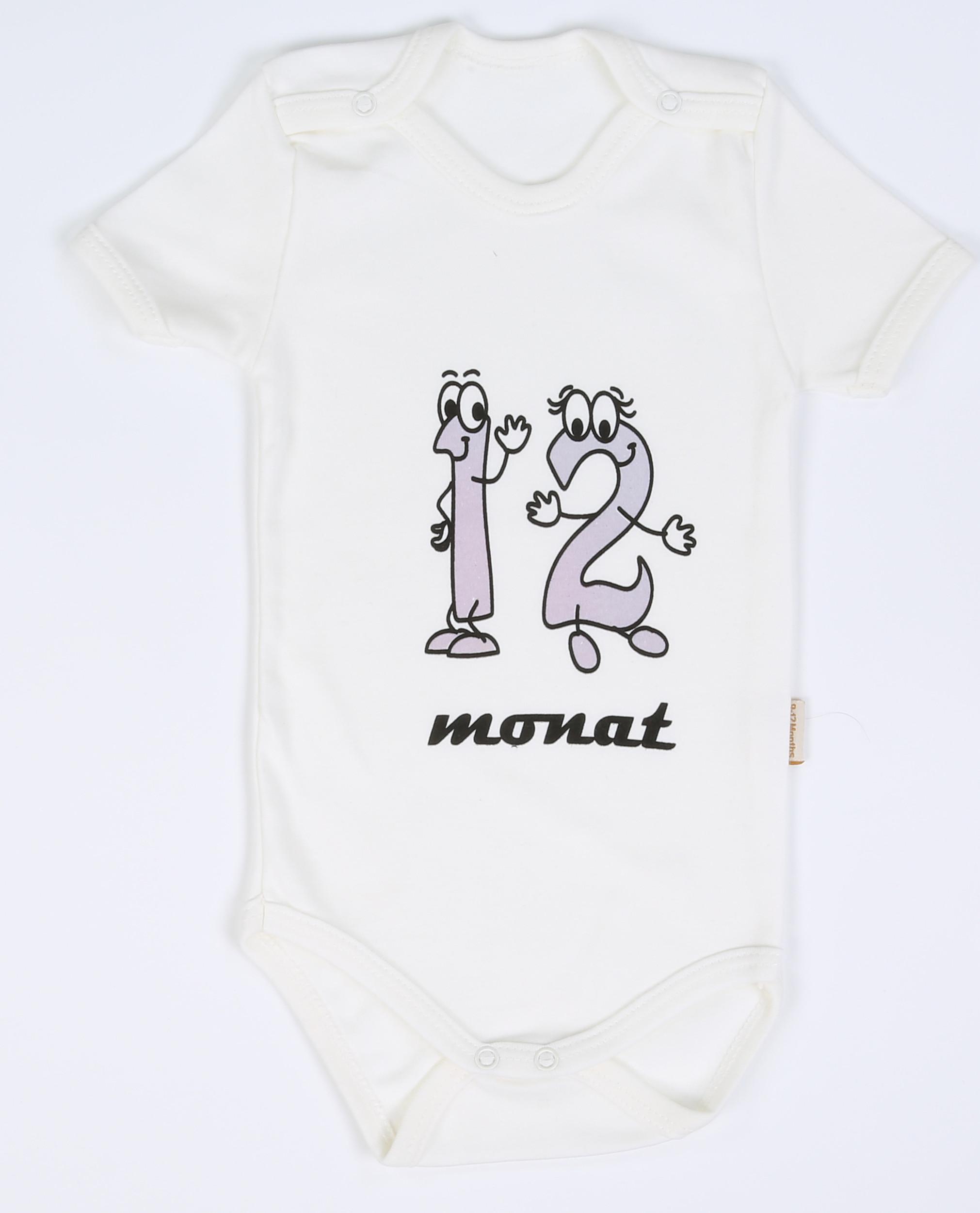 Neugeborenes Baby Mädchen Jungen Body Geschenk Set 12 teil Kurzarm Erstlingsset – Bild 20