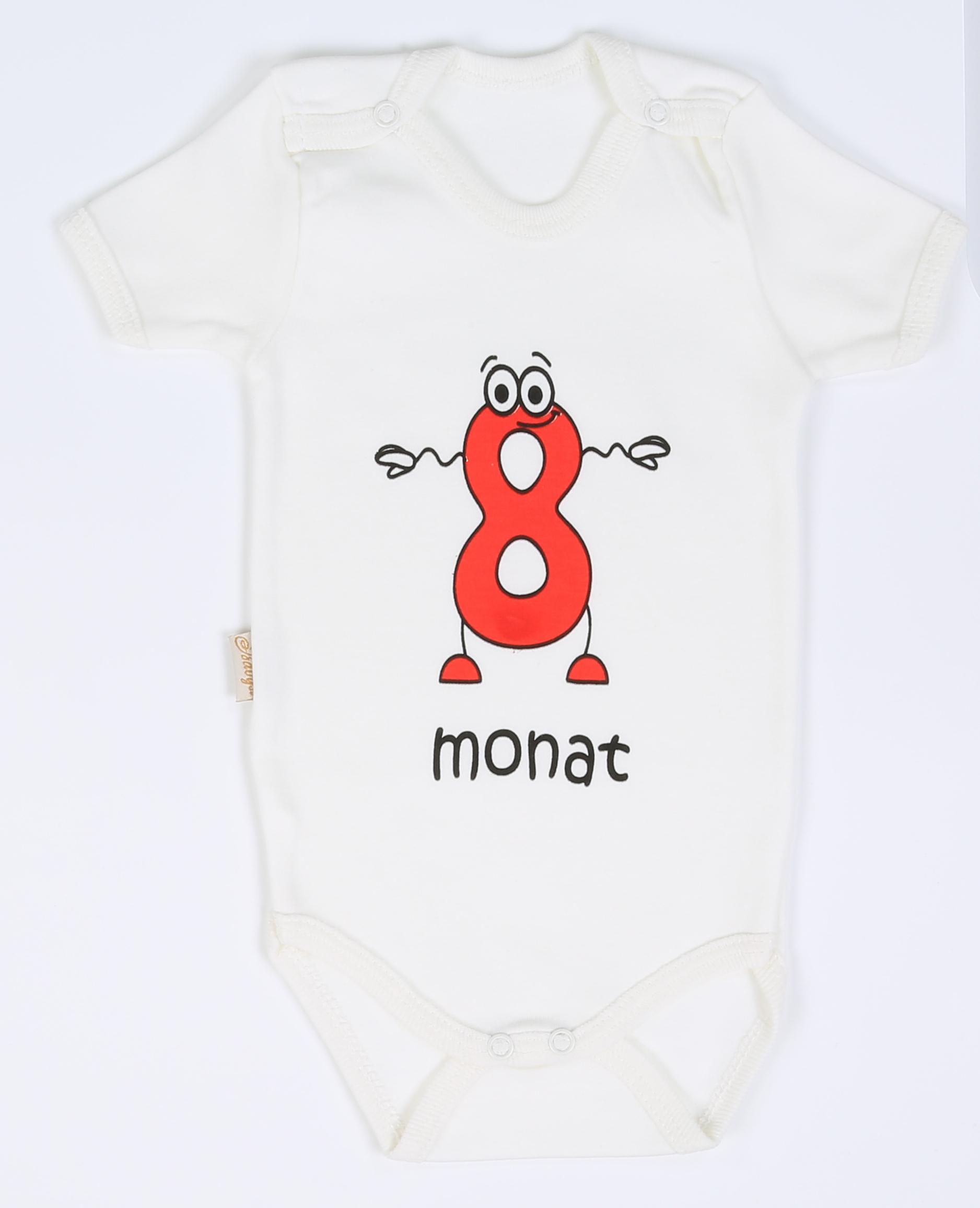 Neugeborenes Baby Mädchen Jungen Body Geschenk Set 12 teil Kurzarm Erstlingsset – Bild 14