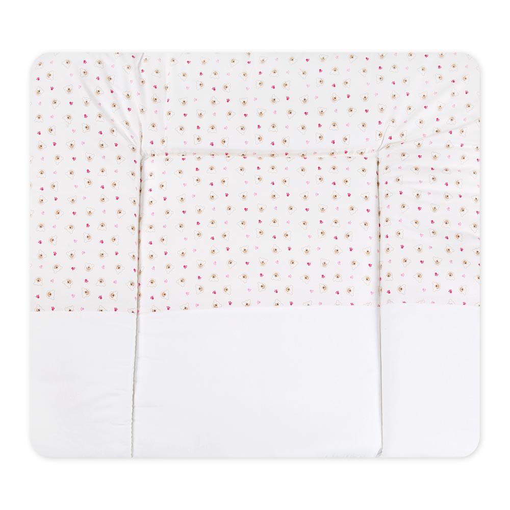 Babybettset Schlafsack Fußsack Krabbeldecke Bett-Tasche Lätzchen Wickelauflage  – Bild 15