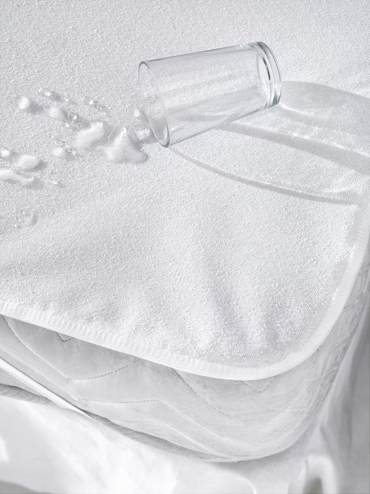 Matratzenschoner Matratzenauflage Wasserundurchlässige Matratzenbezug Inkontinenzauflage Wasserdichte Molton – Bild 9