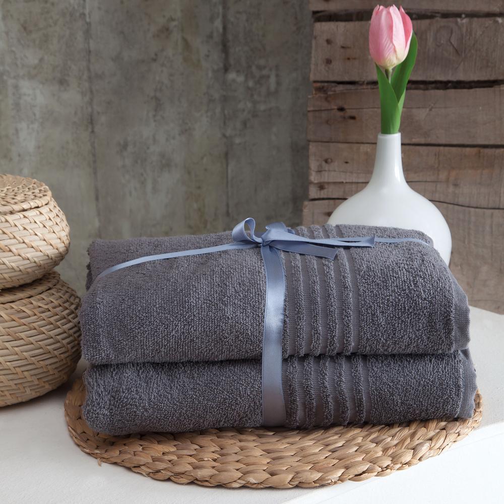 Handtuch 6er set 2x Duschtuch 2x Handtuch 2x Gästetuch 100% Baumwolle Frottee – Bild 6