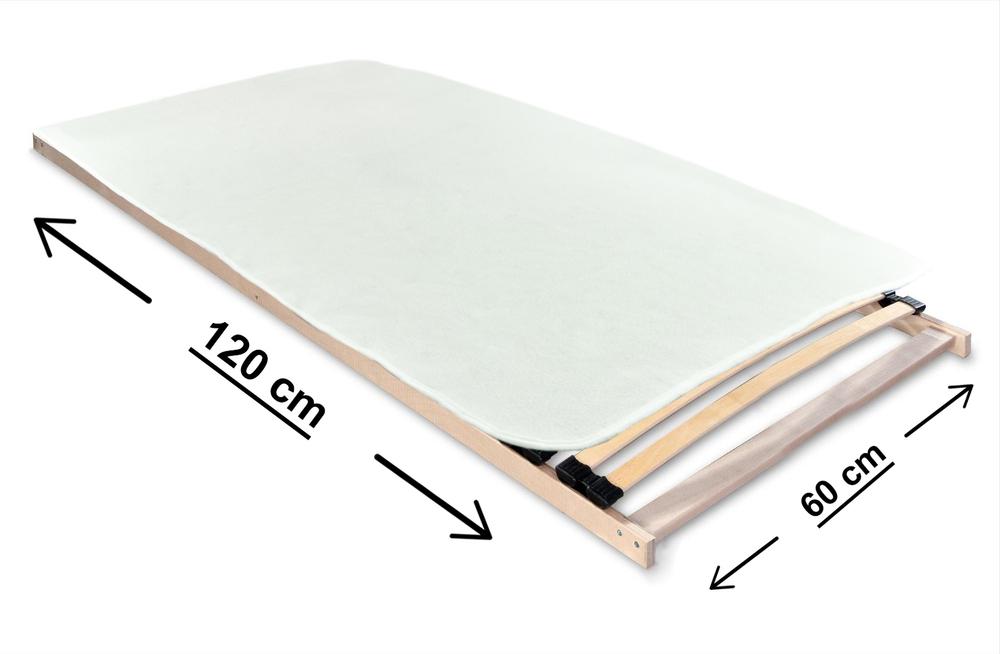 Matratzenunterlage Matratzenschoner Lattenrostauflage Matratze Unterlage Filzschoner – Bild 5