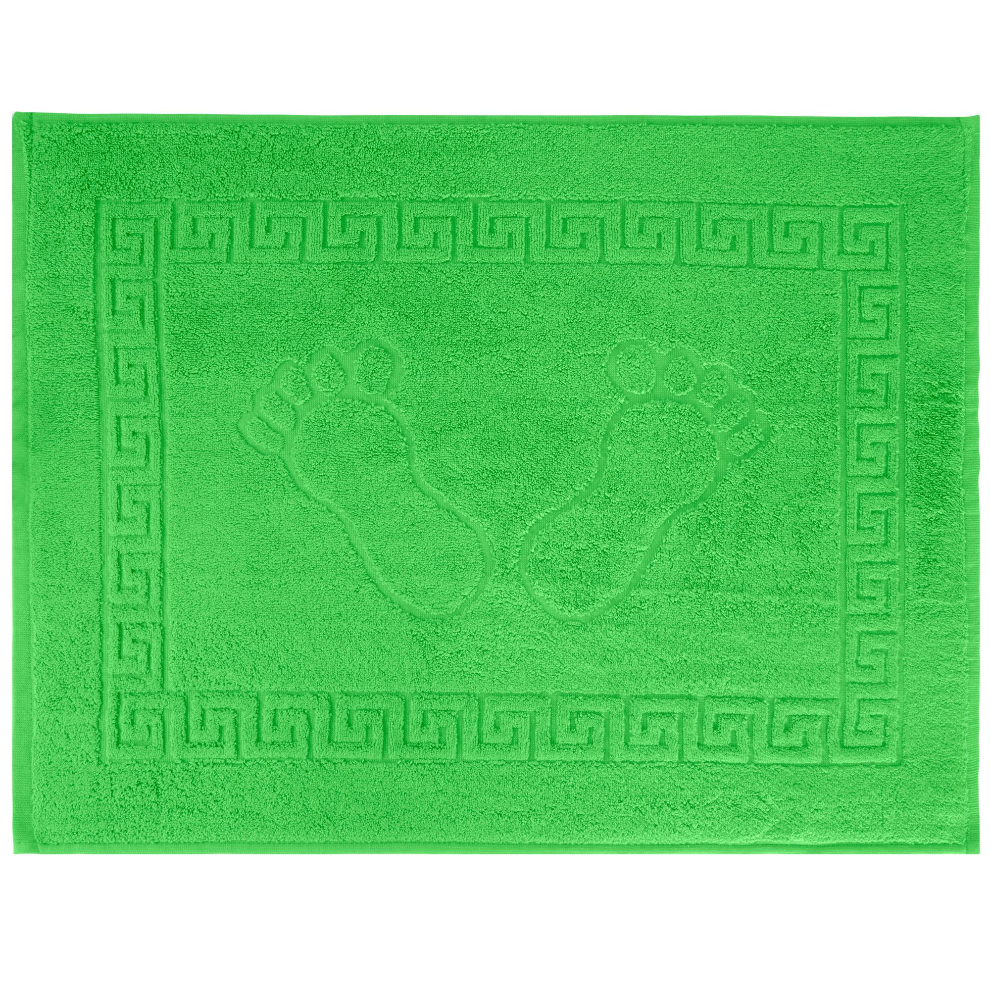 Farbe:Teal Mixibaby Duschvorleger Badvorleger Badematte Badteppich 700 g//m/² Frottee 50x70 cm