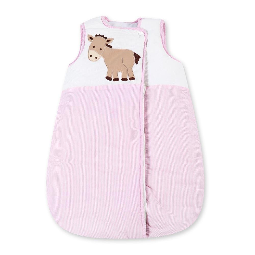 Baby Schlafsack ohne Ärmel Kinder Schlafsack Baumwolle Ganzjahres Babyschlafsack  Prestij  – Bild 6