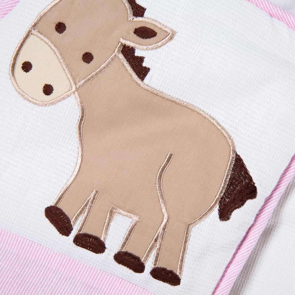 Baby Schlafsack ohne Ärmel Kinder Schlafsack Baumwolle Ganzjahres Babyschlafsack  Prestij  – Bild 7