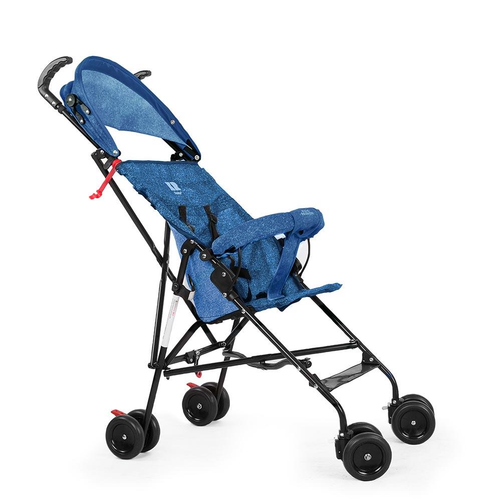 Reisebuggy Kinderwagen Buggy klappbar Leichtgewicht mit Sicherheitsbügel – Bild 10