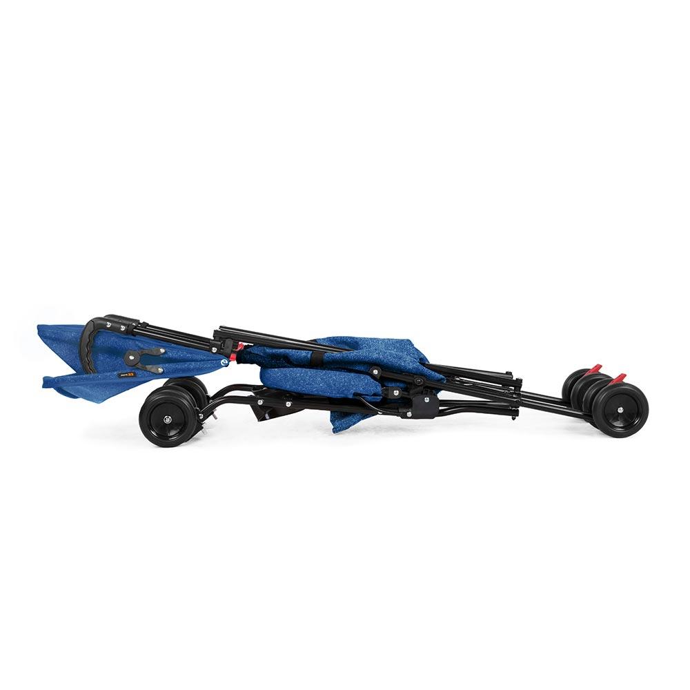 Reisebuggy Kinderwagen Buggy klappbar Leichtgewicht mit Sicherheitsbügel – Bild 5