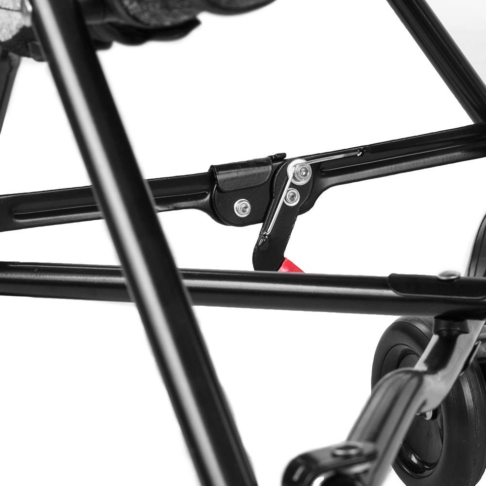 Reisebuggy Kinderwagen Buggy klappbar Leichtgewicht mit Sicherheitsbügel – Bild 12