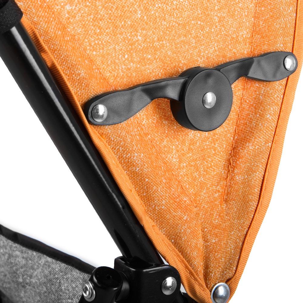 Reisebuggy Kinderwagen Buggy klappbar Leichtgewicht mit Sicherheitsbügel – Bild 13