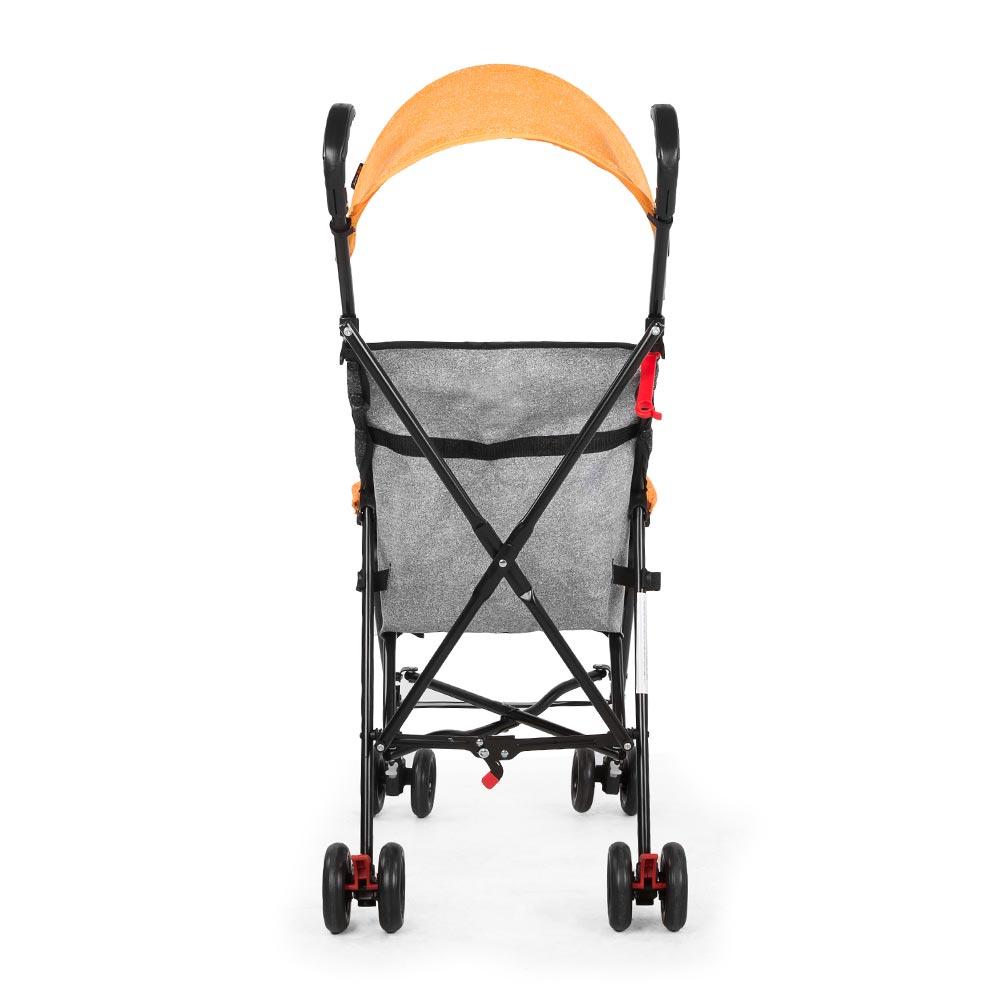 Reisebuggy Kinderwagen Buggy klappbar Leichtgewicht mit Sicherheitsbügel – Bild 15