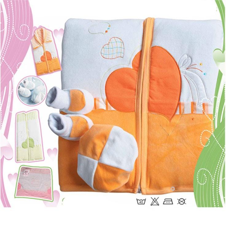 3-tlg. Luxus Decken- Set aus Nicki