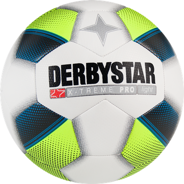 Derbystar X-Treme Pro Light -weiß blau gelb-