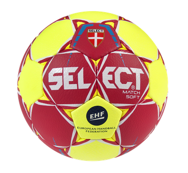 Select Match Soft -rot gelb weiß-