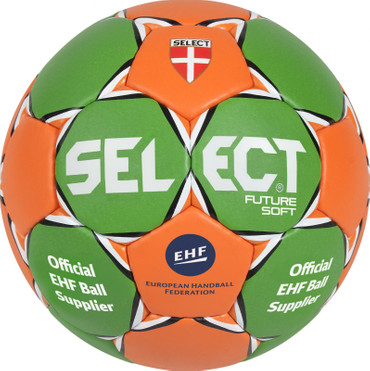 Select Future Soft -grün orange-