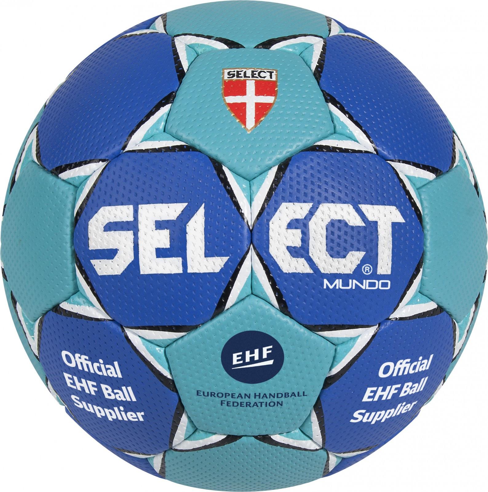 Select Mundo Blau Türkis Einzelne Artikel Handball