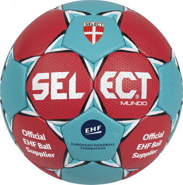 Select Mundo -rot türkis-