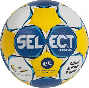 Select Ultimate EC Women -blau/gelb/weiß-