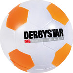 Derbystar Minisoftball -orange- Umfang: 23 cm 001