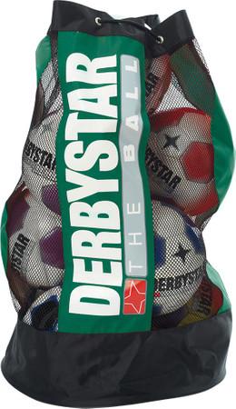 Derbystar Ballsack 10 Bälle -grün- Für 10 Bälle