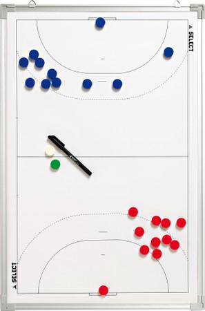 Select Taktiktafel Handball -45 x 30 cm-