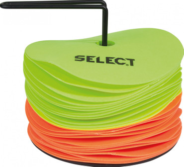Select Floormarker -gelb orange- One Size