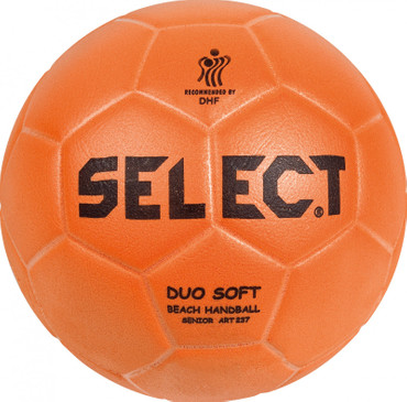 10er Paket Select Duo Soft Beach -orange- Größe 3