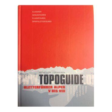 Topoguide Kletterführer Alpen Band 1